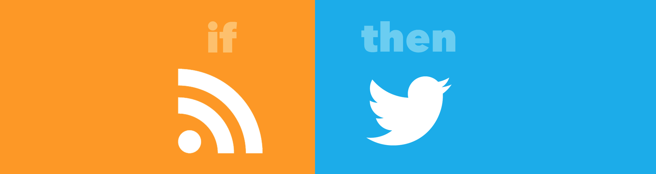 IFTTT - Tweetez vos articles Ghost