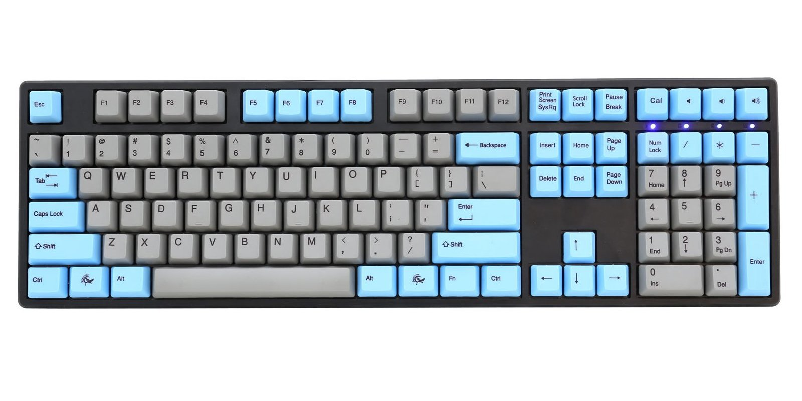 Version QWERTY US