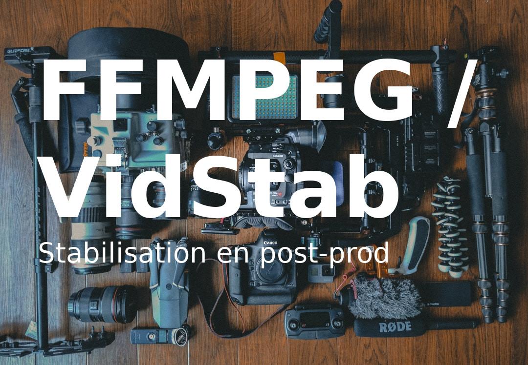FFmpeg / VidStab